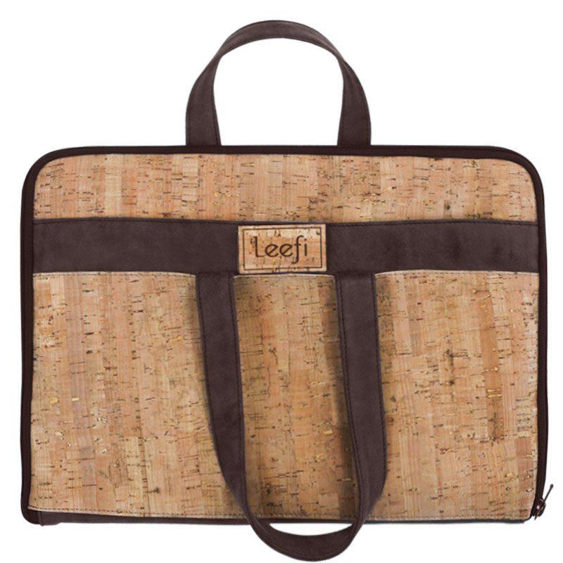 The Kai Laptop Bag (Black)