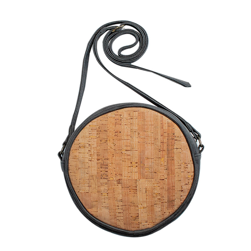 The Ahna Round Bag